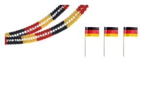 Duitsland versiering & accessoires