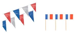 Frankrijk versiering & accessoires