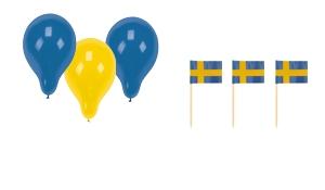 Zweden versiering & accessoires