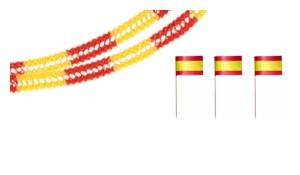 Spanje versiering & accessoires