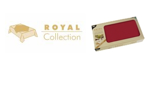 "Tissue napperons ""Royal Collection"""