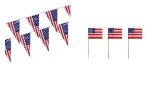 USA versiering & accessoires