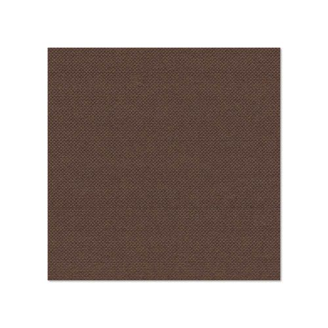 "Servietten, braun ""ROYAL Collection"" 1/4-Falz 25 x 25 cm - Bild 2"